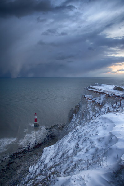 Beachy Head  Canvas print by Phil Clements