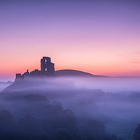 Buy canvas prints of Pre Dawn Glow by Philip Male