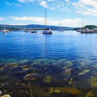 Buy canvas prints of Tobermory Bay by Steven Watson