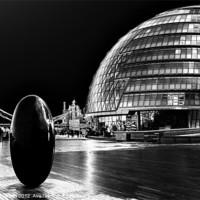 Buy canvas prints of LONDON ASSEMBLY by Helen Cullens