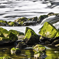Buy canvas prints of Water Fall by David Martin