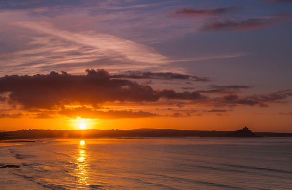 Morning Sun Framed Mounted Print by David Martin