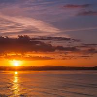 Buy canvas prints of Morning Sun by David Martin