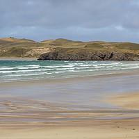 Buy canvas prints of Balnakeil Beach, Durness by Bill Buchan