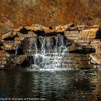 Buy canvas prints of Water Fall by Doug Long