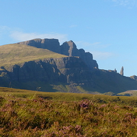 Buy canvas prints of The Storr, Scotland, Isle of Skye by Chris Petty