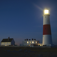 Buy canvas prints of Portland Bill by Paul Brewer