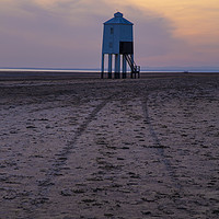 Buy canvas prints of Pastel Sky at Burnham by Paul Brewer