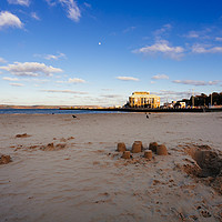 Buy canvas prints of Weymouth Pavilion Dorset by Paul Brewer