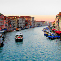 Buy canvas prints of Venice by barbara walsh