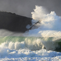 Buy canvas prints of Clogher fun by barbara walsh