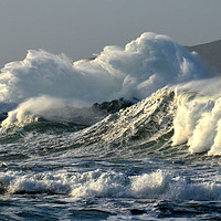 Buy canvas prints of Storm by barbara walsh
