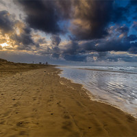 Buy canvas prints of Redcar, Teesside steelworks lying dormant by Greg Marshall