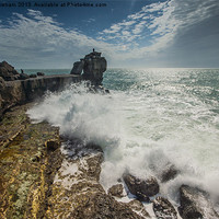 Buy canvas prints of Pulpit Rock Portland Dorset by Phil Wareham