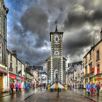 Buy canvas prints of Keswick, Cumbria by Donald Parsons