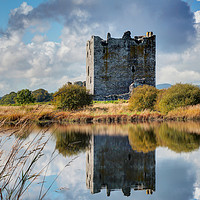 Buy canvas prints of Threave Castle, Dumfries and Galloway, Scotland by Donald Parsons