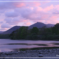 Buy canvas prints of derwentwater by peter thomas