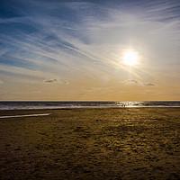 Buy canvas prints of Croyde Bay Beach, Devon by shawn nicholas