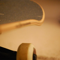Buy canvas prints of Skateboard Detail by Matt O'Sullivan