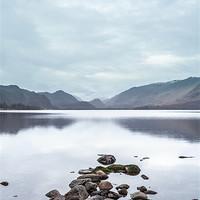 Buy canvas prints of Borrowdale by Gary Finnigan