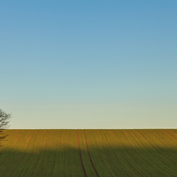 Buy canvas prints of Land and Sky by Gary Finnigan