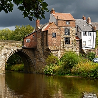 Buy canvas prints of  Just before the rain by Alan Mattison