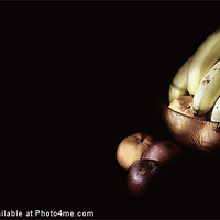 Buy canvas prints of FRUITY SHADOWS by Art Exclusive