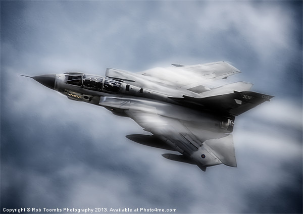 TORNADO GR4 Canvas print by Art Exclusive
