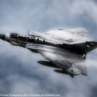 Buy canvas prints of TORNADO GR4 by Art Exclusive