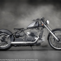 Buy canvas prints of REGAL BOBBER PAINTING by Art Exclusive