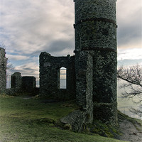 Buy canvas prints of Tower on the Hill by Fraser Hetherington