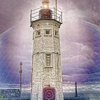 Buy canvas prints of Anstruther Light by Fraser Hetherington