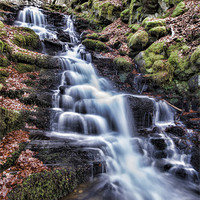 Buy canvas prints of Feldy Waterfall by Fraser Hetherington