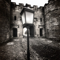 Buy canvas prints of 14th Century Electrickery by Fraser Hetherington