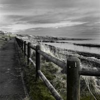 Buy canvas prints of Seaside Path by Fraser Hetherington
