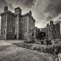 Buy canvas prints of Balvaird Castle by Fraser Hetherington