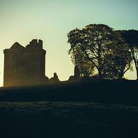 Buy canvas prints of Castle Mist by Fraser Hetherington