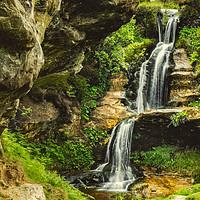 Buy canvas prints of Pulpit Falls by Fraser Hetherington