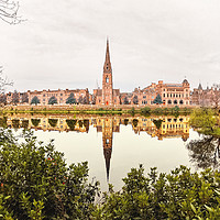 Buy canvas prints of Perth City by Fraser Hetherington