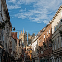 Buy canvas prints of York minster by Rick Lindley