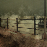 Buy canvas prints of  Maryport seafront by Gavin Wilson