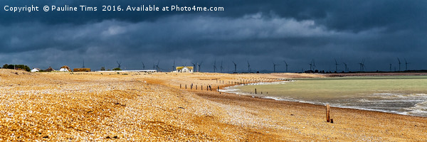 Winchelsea , Sussex, UK Canvas print by Pauline Tims