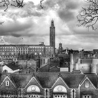 Buy canvas prints of Norwich citys memory by Jordan Browning Photography