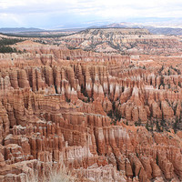 Buy canvas prints of Bryce Canyon by Julie Ormiston