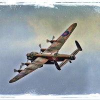 Buy canvas prints of Banking Lanc by Dave Godden