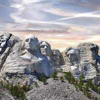 Buy canvas prints of  Presidential by Judy Hall-Folde