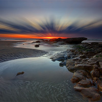 Buy canvas prints of Fast light by mark leader