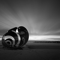 Buy canvas prints of Marys Shell by mark leader