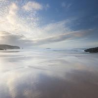 Buy canvas prints of Sandwood Bay by Don Hooper