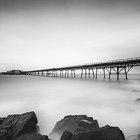 Buy canvas prints of Birnbeck Pier by Don Hooper